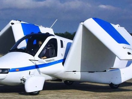 Terrafugia börjar sälja flygande bilar nästa år