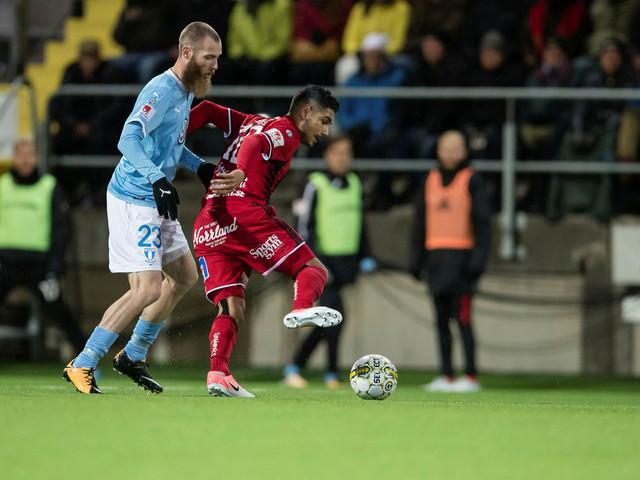 TV: Se alla mål från Östersund-MFF