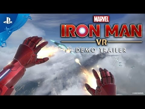 Prova Marvel's Iron Man VR