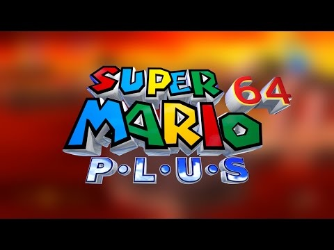 En titt på Super Mario 64 Plus
