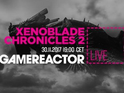 GR Live Sverige - Första timmen av Xenoblade Chronicles 2