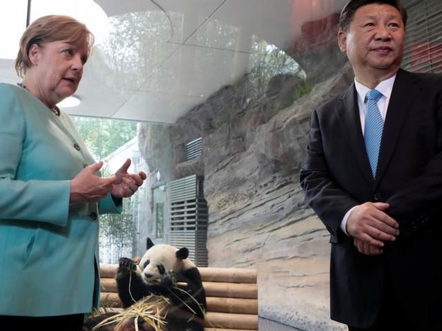 Handelskrig USA-Kina? Blandade känslor i Europa där Kina satsar stort.