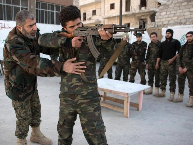 """Boston Globe """"Media felinformerar allmänheten om Syrien"""". Massor av svenska exempel."""