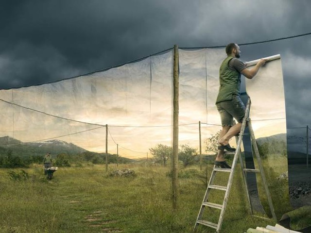 Fotografer avslöjar sina drömmar