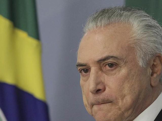 Kött-vd gripen i Brasiliens mygeljakt