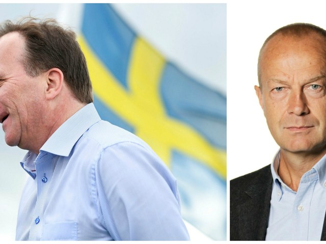 Statens välfyllda kassakista ger Stefan Löfven drömläge