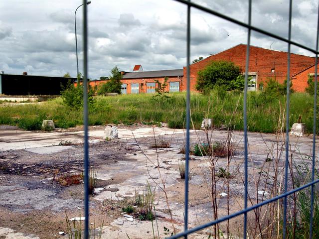 Nej till bostäder på industrimark i Lilla Harrie