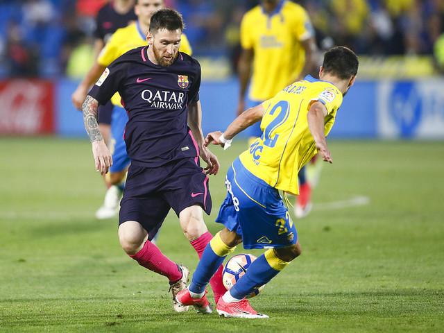 Messi bjöd på 4-verkeri