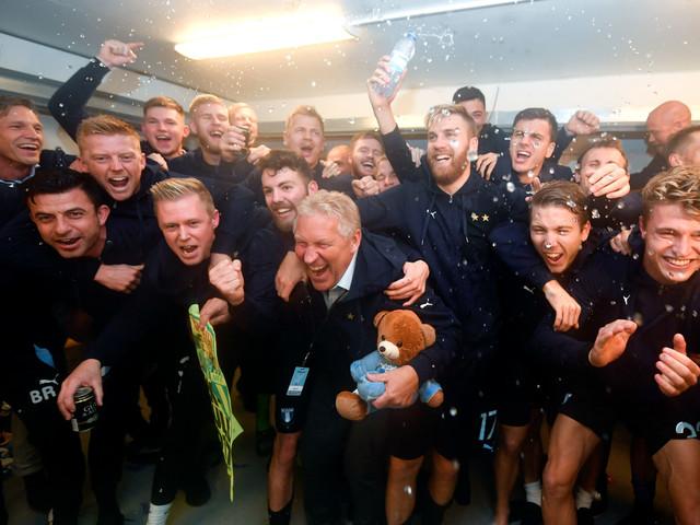 "Sportchefen om 2018: ""Vi har en bra bas"""