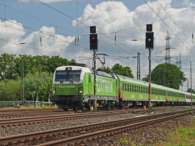 Sverige får en ny tågoperatör