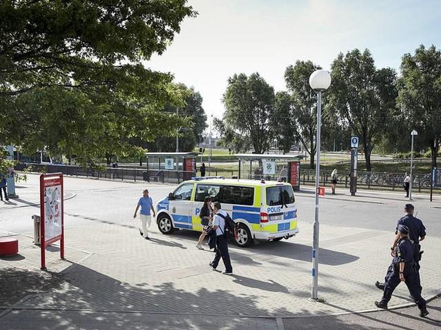 Tre häktas misstänkta för rånmord i Göteborg