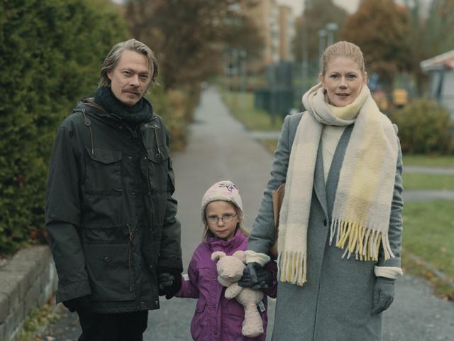 Svensknorsk familjeidyll briserar