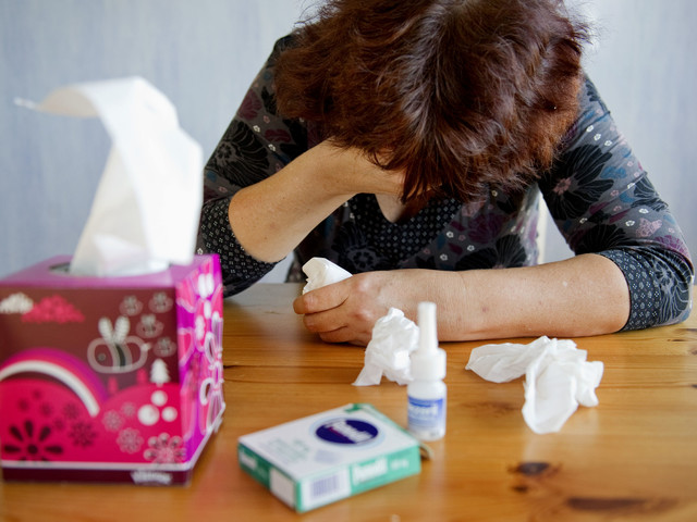 Lugn influensasäsong – tack vare covid