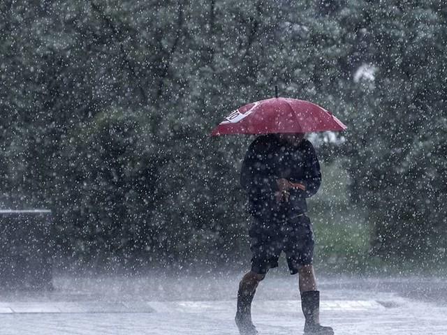 SMHI: Ovädret är i full gång