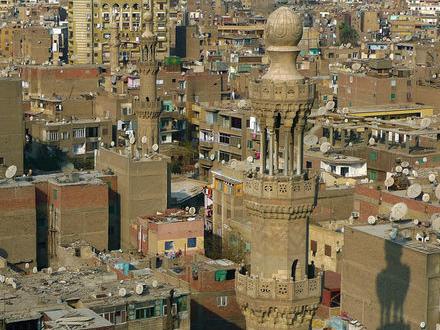 Kairo sämsta megastaden för kvinnor