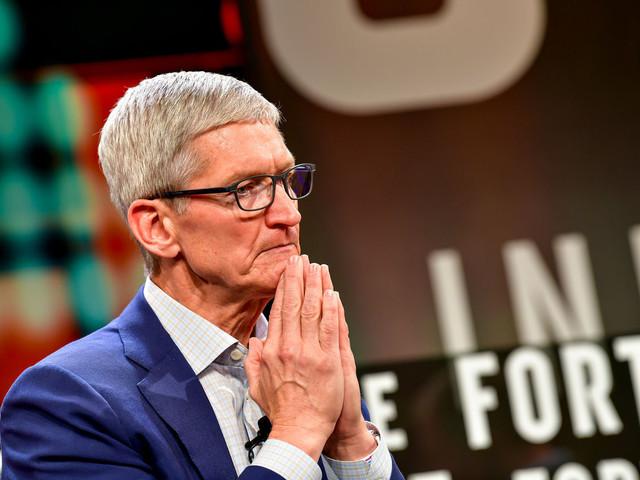 Apple gör rekordvinst under årets tredje kvartal