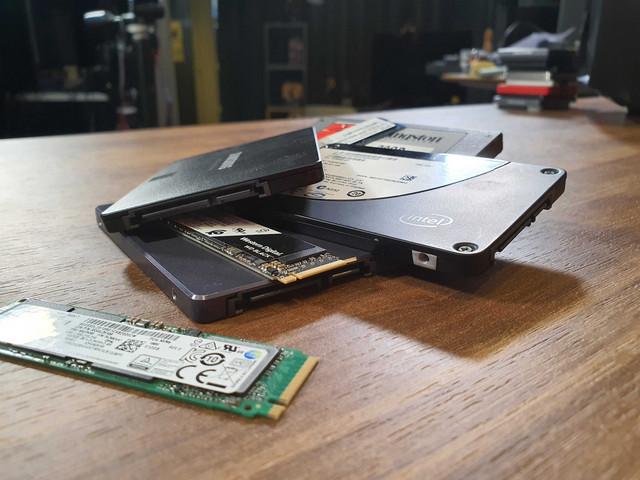 Kioxia visar SSD-enhet med PCI Express5.0 och hastighet på 14GB/s