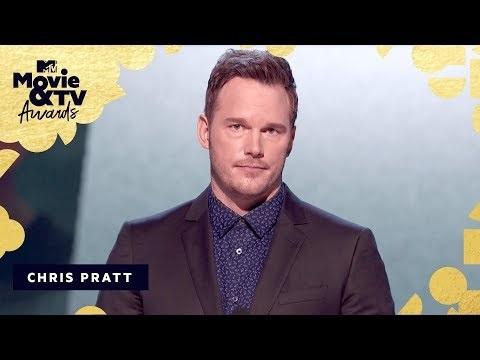 Chris Pratt levererar lite visdom