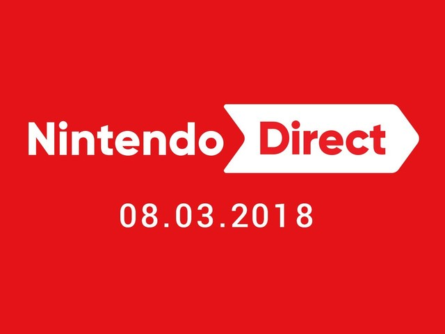 Ny Nintendo Direct visas imorgon kväll