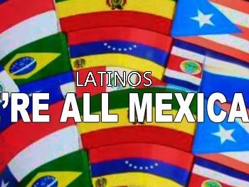 """Los latinos responden a Donald Trump con el video """"We're All Mexicans"""" // Latinamerikanernas svarar till Donald Trump med videon """"We're All Mexicans"""""""