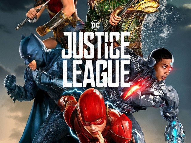 Justice League (2017 USA)