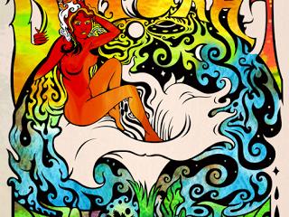 Recension - Datura4 : Demon Blues