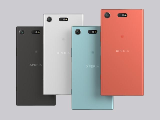 Sony Xperia XZ1 och XZ1 Compact får oktober månads säkerhetsuppdatering