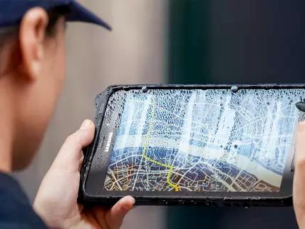Samsung lanserar surfplattan Galaxy Tab Active2 i Sverige