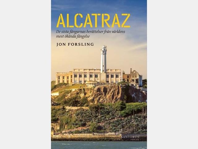 Han låter de sista Alcatrazfångarna tala