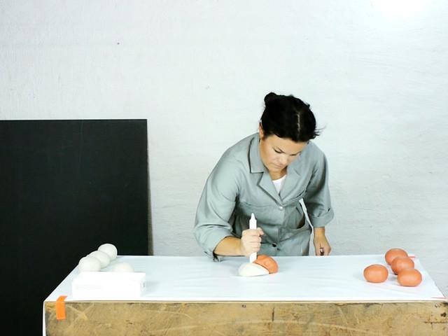 Svamp och apelsinskal – framtidens design