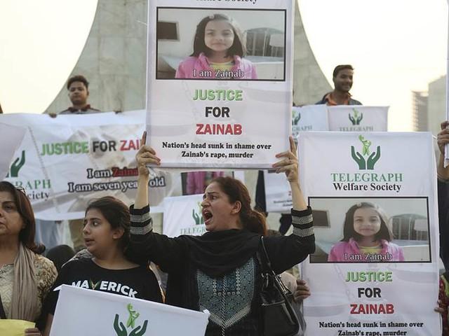 Misstänkt barnamördare gripen i Pakistan