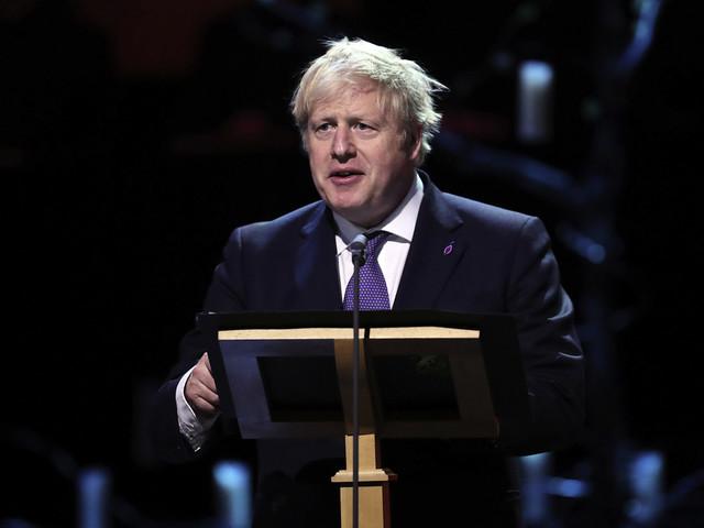 Johnson hoppas på Huaweikompromiss