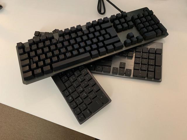 Fullstora tangentbord populärast bland SweClockers medlemmar