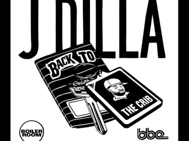 J Dilla: Back to the Crib Mixtape