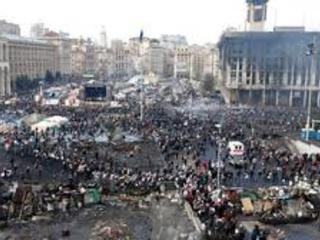 Vad hände vid Maidan, och vad skrev media?