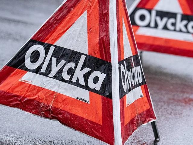 Man död efter mc-olycka i Svedala