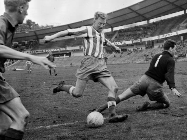IFK Göteborg-legendar död