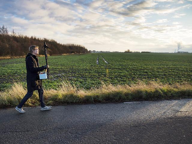 Digitala lantbrukare minskar övergödning
