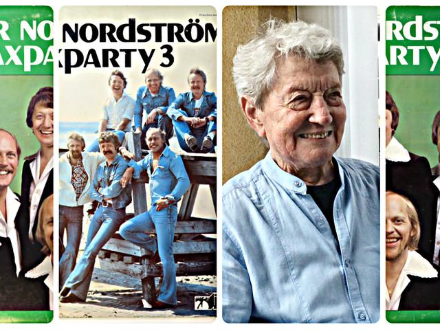 Ingmar Nordströms – slog igenom med dunder och brak med Saxparty 3