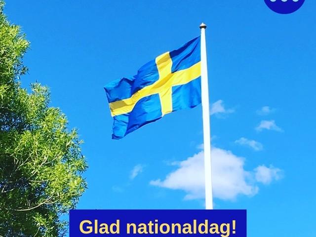 Glad nationaldag!