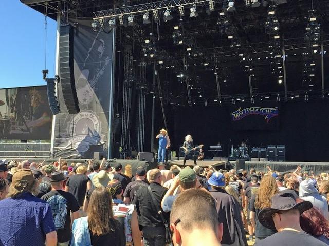 Molly Hatchet på Sweden Rock Festival