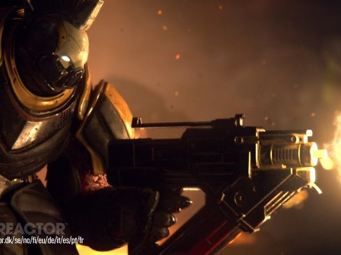 Kolla in Destiny 2-premiären här på Gamereactor