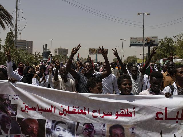 Nya samtal om maktskifte i Sudan