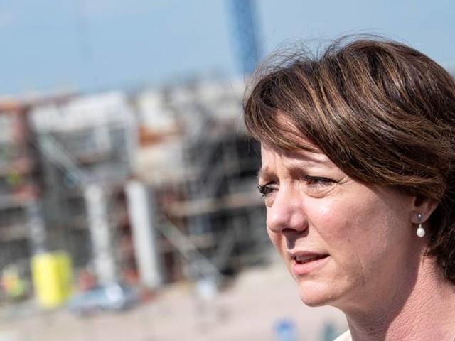 Ministerns svar på Kirunas rymdkrav