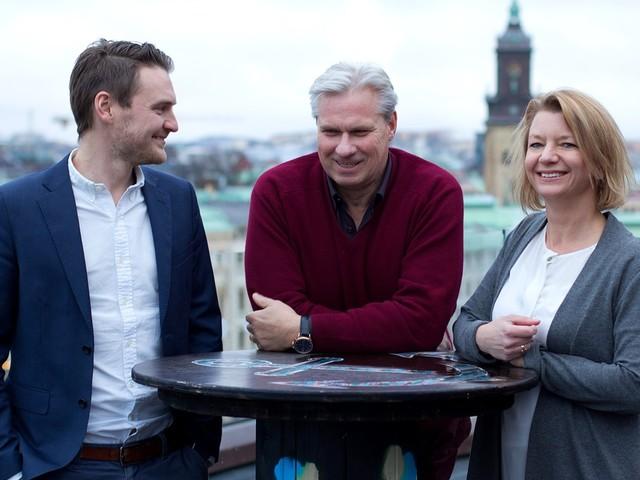 Swedbank-kvartett startar nytt bolag