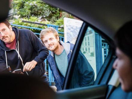 Uber lanserar Uber Express Pool