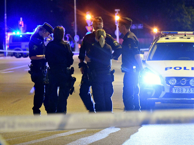 Tredje person anhållen för att ha mördat Malmöbo som var på väg till kvällsbönen