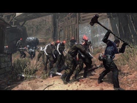 Nu kan du betatesta Metal Gear Survive