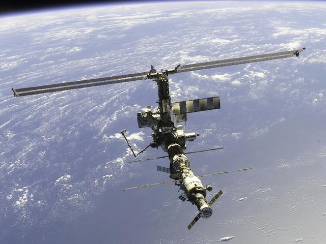 Nasa undersöker bankintrång från rymden