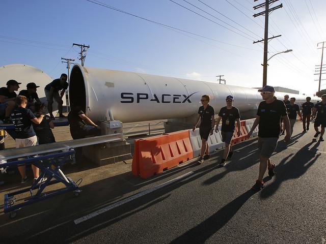 Indisk delstat hoppar på Bransons Hyperloop